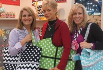 Nancy Zieman book tour 2014