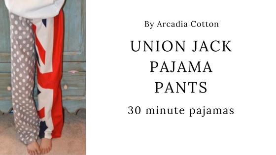 Union Jack PJs
