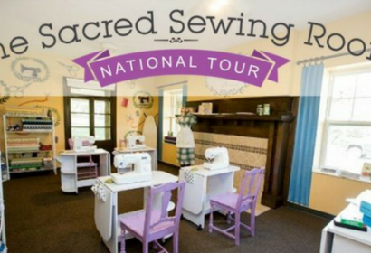 sacred sewing room