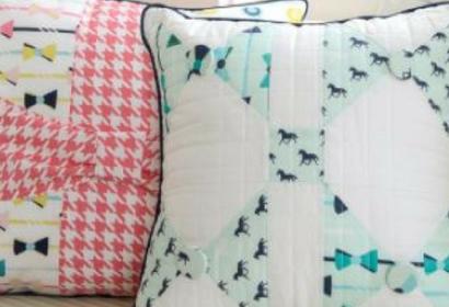 Derby Pillows