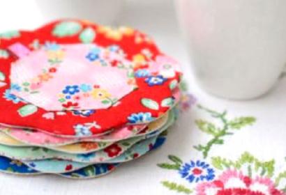 Arbor Blossom Coasters