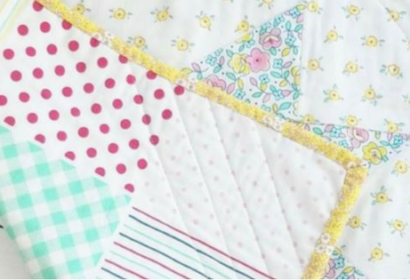 Dolly Star Quilt