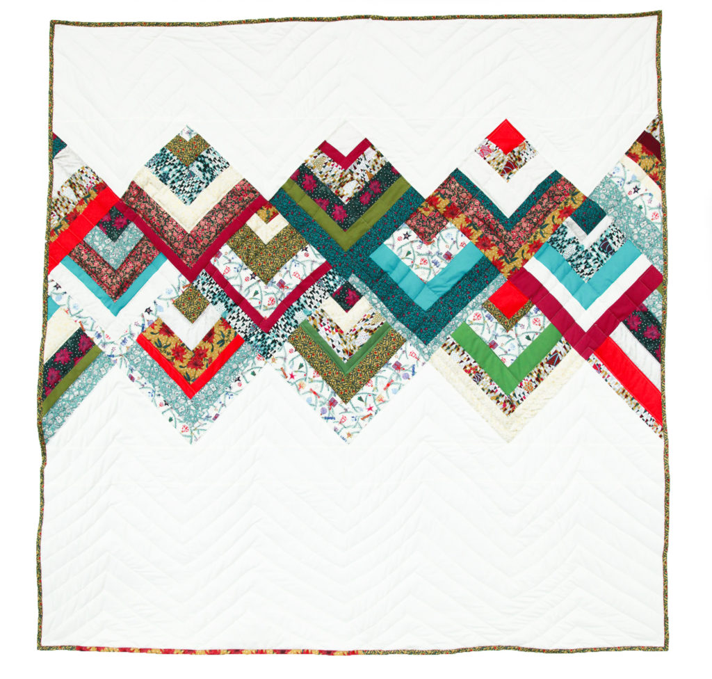 Season's Greetings – Rinse and Repeat Quilt