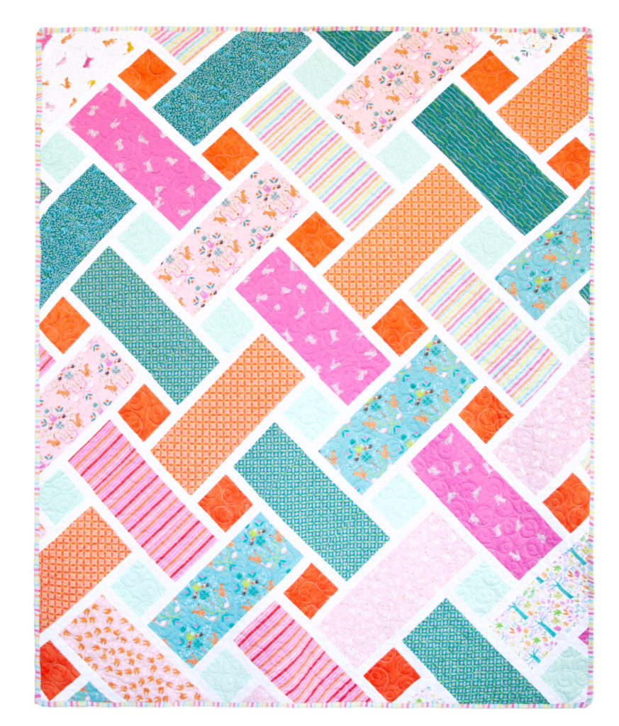 Under the Canopy – Tessa Quilt