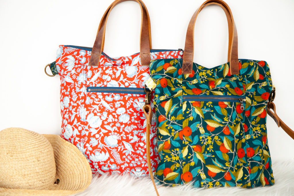 Summer House – Redwood Tote x 2!