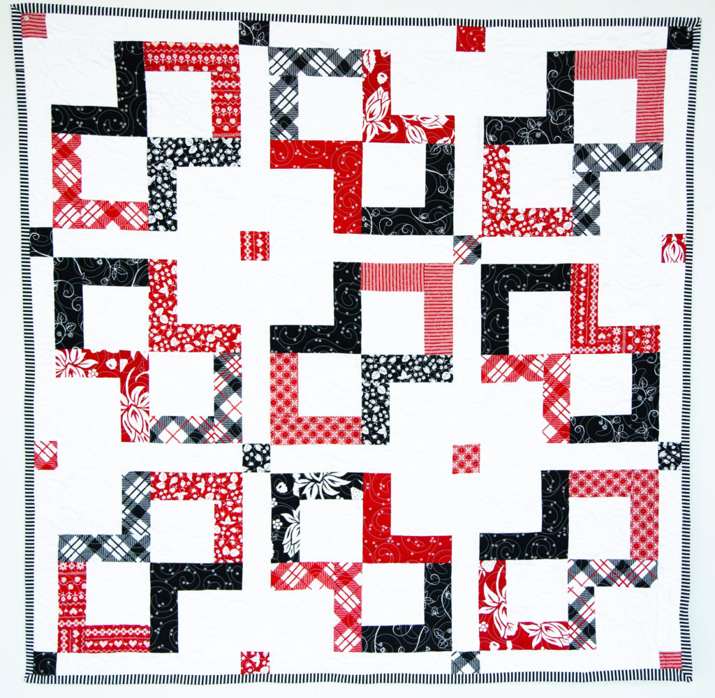 It's the Berries – Daisy Chain Quilt