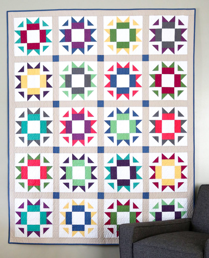 Confetti Cotton – Skipper Quilt