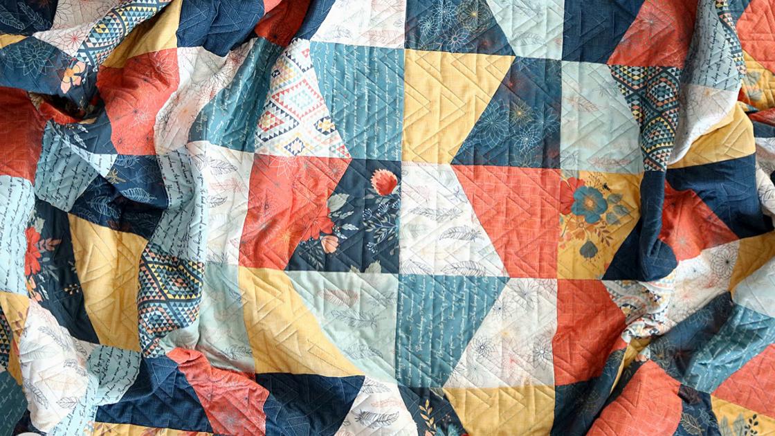 Dream Weaver – Lofty Quilt