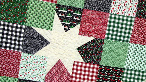 Christmas Traditions – Big Wonky Star Quilt + Tutorial!
